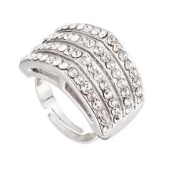 Swarovski Crystal Ring Apex