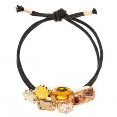 Martine Wester Crystal Craze Topaz Bracelet