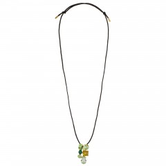 Martine_Wester_Crystal_Craze_Green_Pendent_Necklace